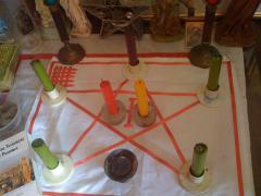 rituel de magie