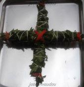 croix d`herbe vaudou